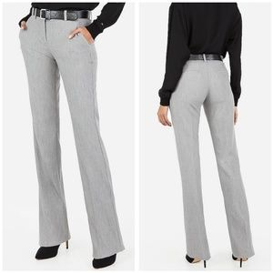 EXPRESS Columnist Grey Barely Boot Pants